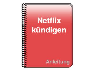 Anleitung Netflix kündigen Mitgliedschaft beenden