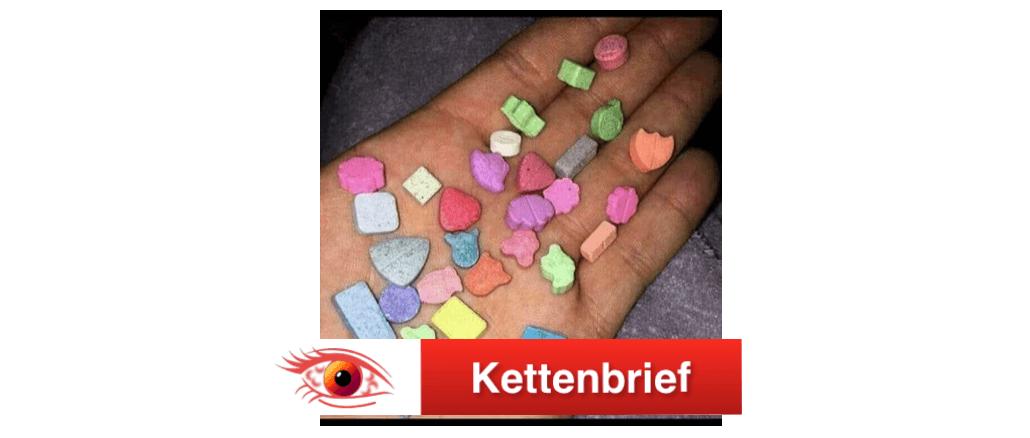 Facebook Kettenbrief Droge Schulen
