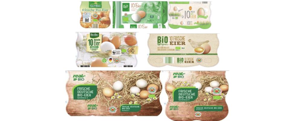 Ei(l)meldung: Rückruf von Bio-Eiern bei Aldi, Lidl, Netto, Penny, Kaufland, real,- wegen Salmonellen (Rückruf ausgeweitet)