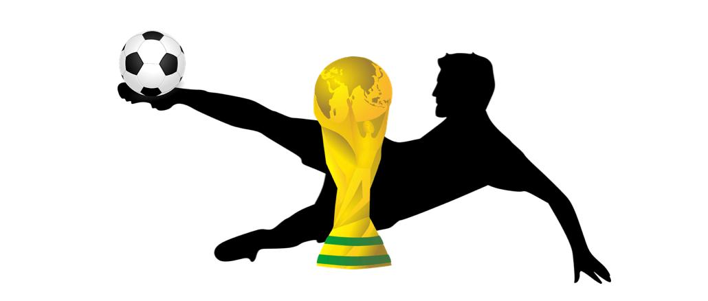 Symbolbild Fußball WM Pokal