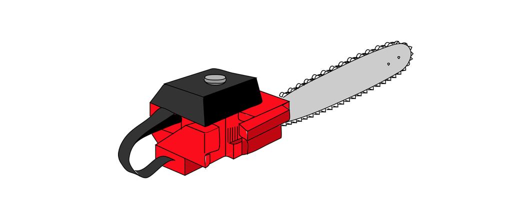 Symbolbild Säge Werkzeug