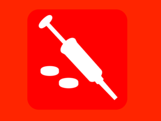 Symbolbild Spritze, Fertigpen, Injektionslösung