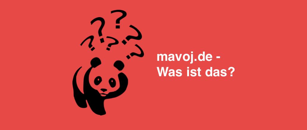 Was ist mavoj.de