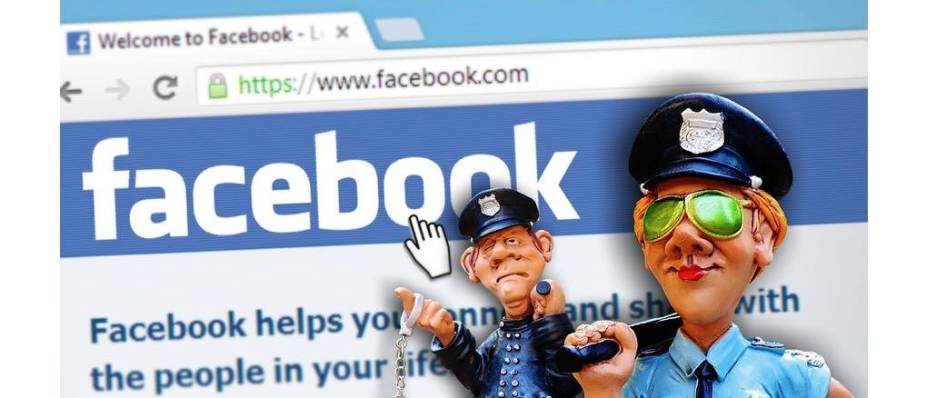 Facebook Betrugsmaschen im Überblick