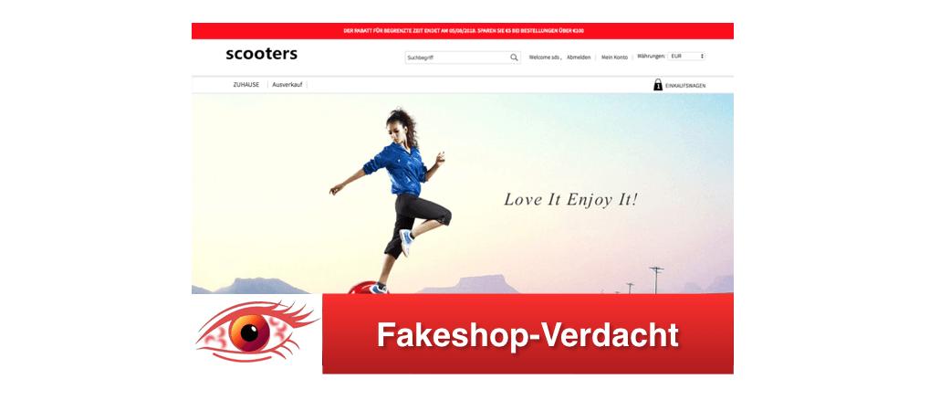 2018-08-03 Scooters Fakeshop-Verdacht tuioc.com