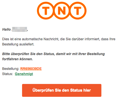 2018-08-22 Spam Mail TNT