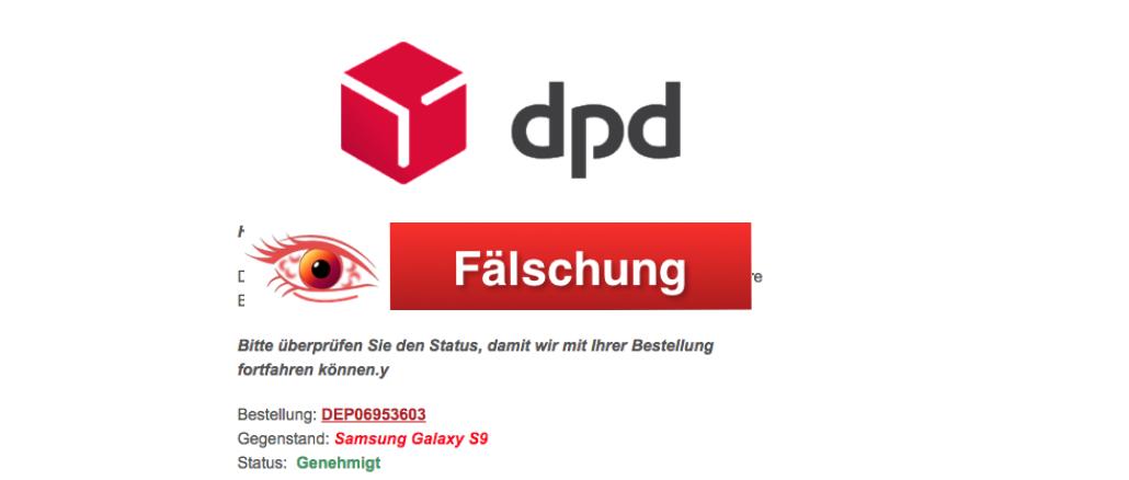 2018-08-28 DPD E-Mail Fälschung_logo