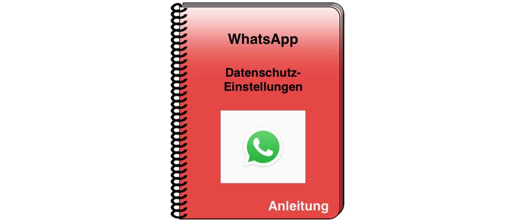 2018-08-31 WhatsApp Datenschutz