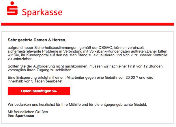 2018-09-12 Sparkasse Phishing (1)