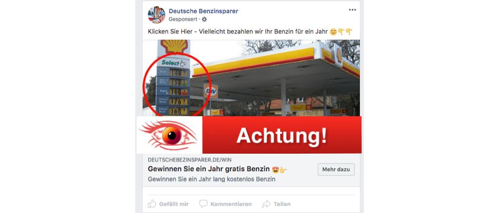 Facebook Gewinnspiel Deutsche Benzinsparer_logo