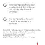 WhatsApp Anleitung Android Backup einrichten 6