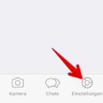 WhatsApp Anleitung iPhone Backup einrichten 1
