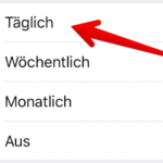 WhatsApp Anleitung iPhone Backup einrichten 5