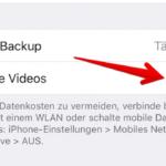 WhatsApp Anleitung iPhone Backup einrichten 6