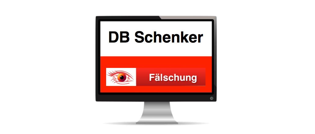 2018-09-05 Schenker Fake Mail