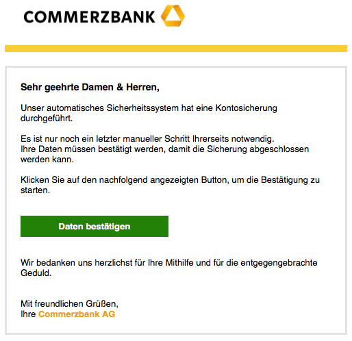 2018-09-07 Phishing Commerzbank