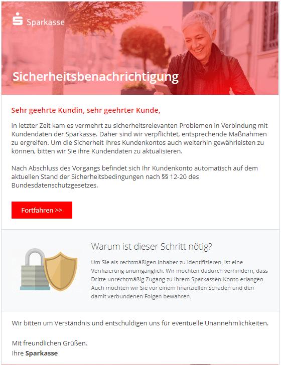 2018-09-16 Sparkassen Phishing 2