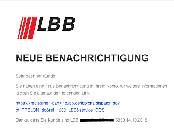 2018-10-15 LBB Phishing