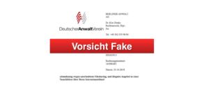 2018-10-23 Abmahnung wegen unerlaubtem Filesharing