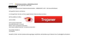 Spam-Mails AOK Bundesverband_Logo