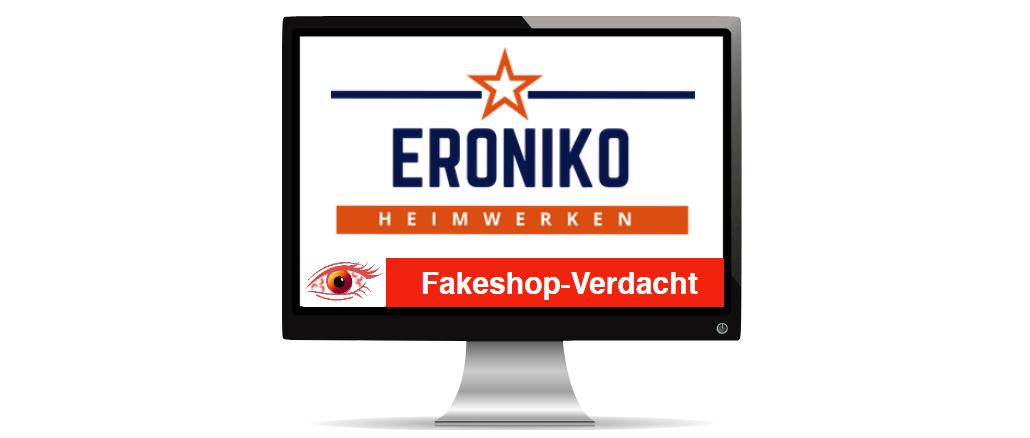 Onlineshop eroniko.com