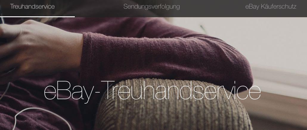 2018-10-05 Fake Treuhandservice im Namen von eBay