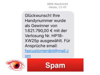 2018-10-08 SMS Spam
