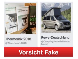 2018-10-18 Facebook Seite Thermomix 2018 Rewe-Deutschland Fake
