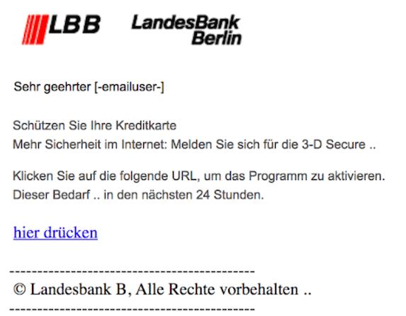 2018-10-27 LBB Phishing