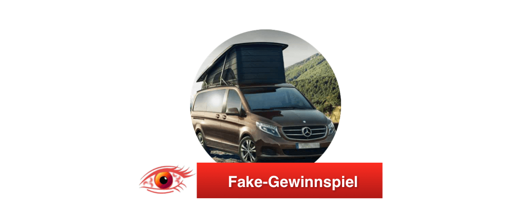 2018-11-02 Fake-Seite auf Facebook verlost Mercedes Camper