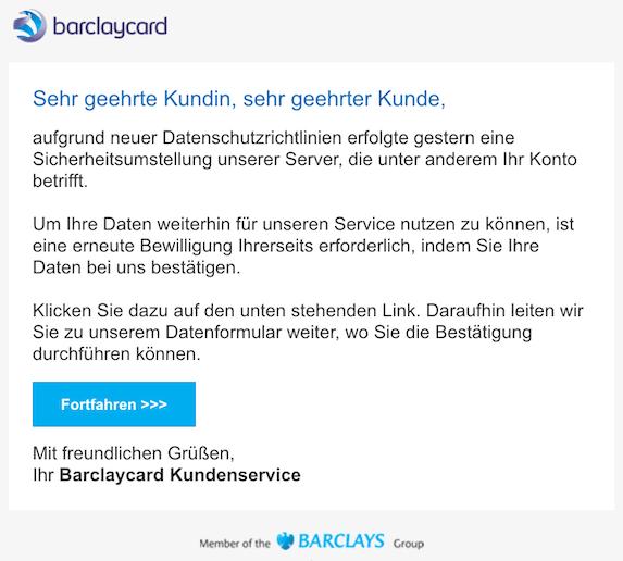 2018-11-04 Barclaycard Phishing