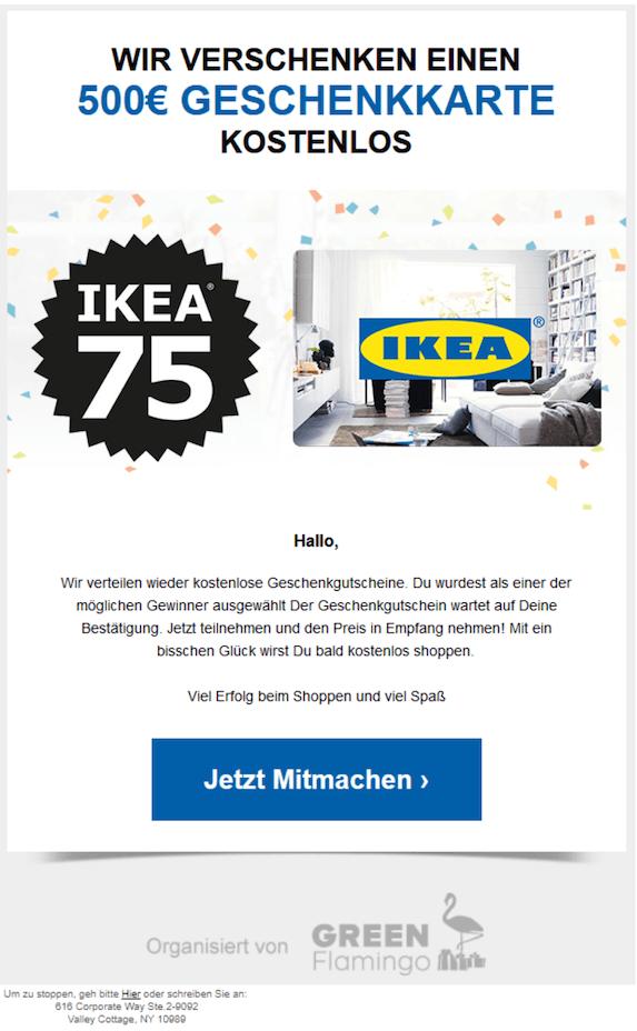 2018-12-06 Ikea Gutschein