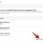Anleitung Facebook alle ausloggen 3