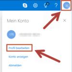 Microsoft zweistufige Authentifizierung 2