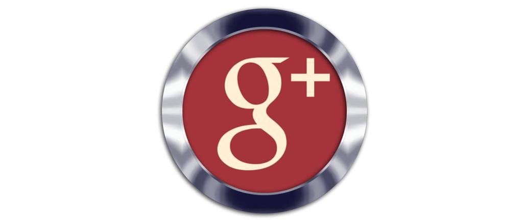 Google Plus Symbolbild