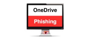 OneDrive Phishing Fake-Mails