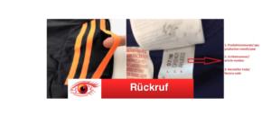 adidas Rückruf Streifen_logo