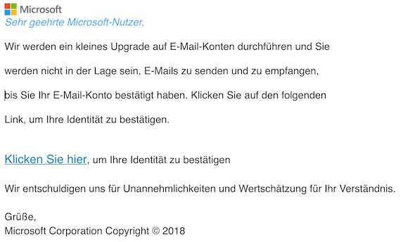 2018-11-04 Microsoft Phishing