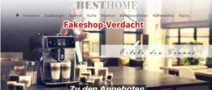 2018-11-22 Fakeshop-Verdacht best-home.store
