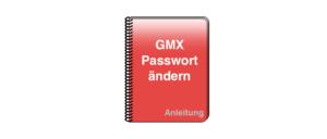 Anleitung GMX Passwort ändern