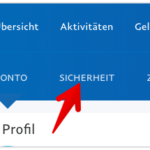 Anleitung PayPal Zwei-Faktor 2