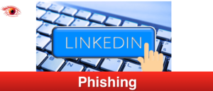 LinkedIn Phishing Mails Fake-Mails Spam