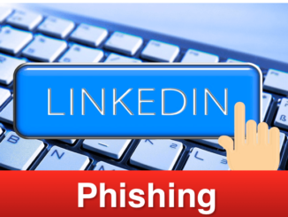 LinkedIn Phishing Mails Fake-Mails Spam