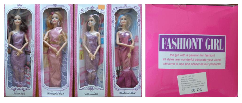 Rückruf Barbie Puppen