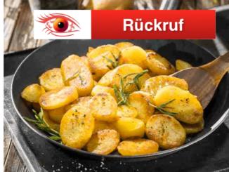 Rückruf Feldmühle Kartoffelprodukte