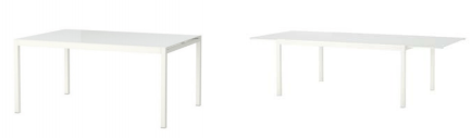 Rückruf IKEA Ausziehtisch
