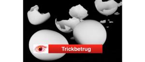 Trickbetrug Ei Schmuck Bargeld Wunderheiler