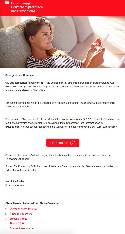 2018-12-05 Phishing Sparkasse