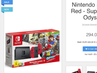 2018-12-10 Fakeshop-Verdacht Nintendo Billiger - Nintendo Switch