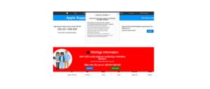 2018-12-14 Viruswarnung Apple OS X Anruf Abzocke